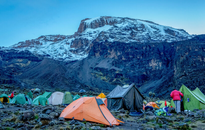 Machame Route (6 or 7 Days)